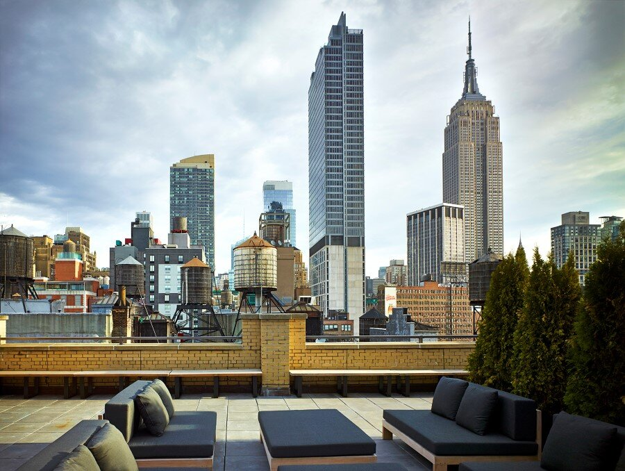 Penthouse Loft with Dramatic View of the New York City (11)