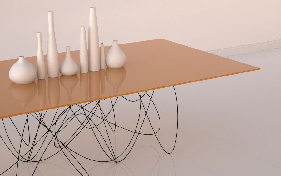 Quantum Table is Inspired by the Motion of Subatomic Particles (4) (Custom)