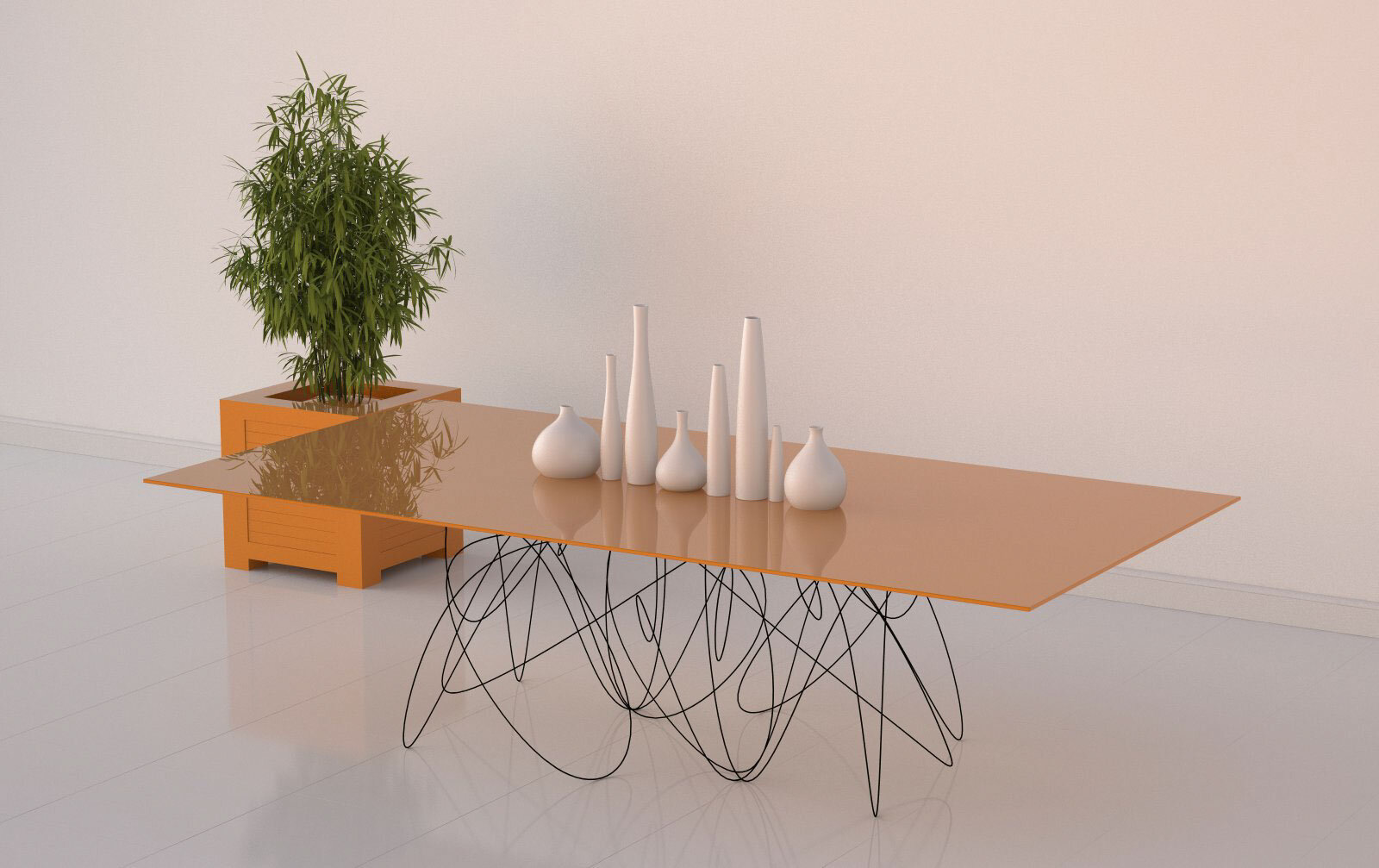 Quantum Table is Inspired by the Motion of Subatomic Particles (9)