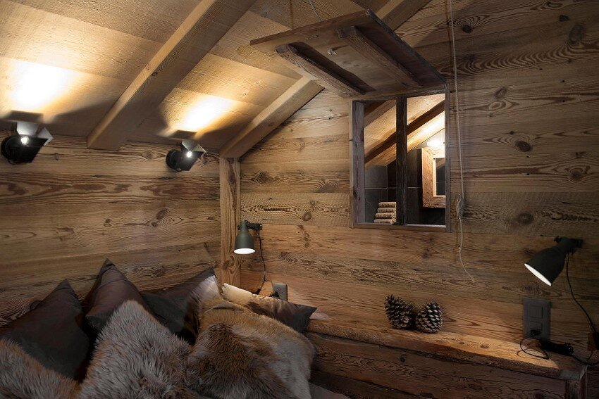 Old Barn Transformed into a Small Cottage for a Young Family 6