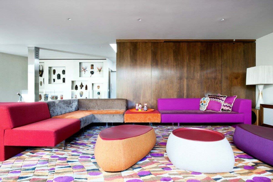 Spectacular and Fashionable Tribeca Penthouse in New York (1)