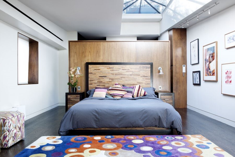 Spectacular and Fashionable Tribeca Penthouse in New York (6)