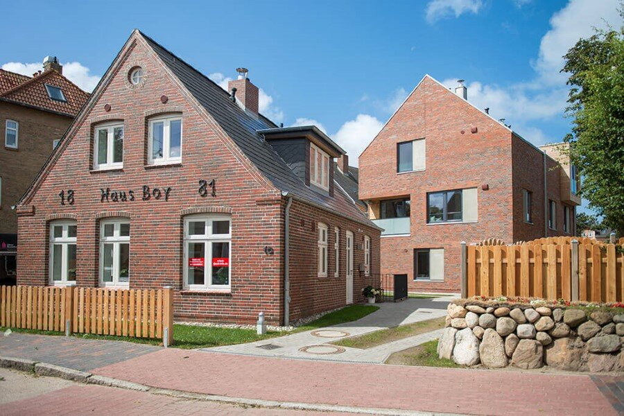 Sylt lofts 7 suites in scandinavian style in the historic haus boy - Scandinavian homes the charm of the north ...