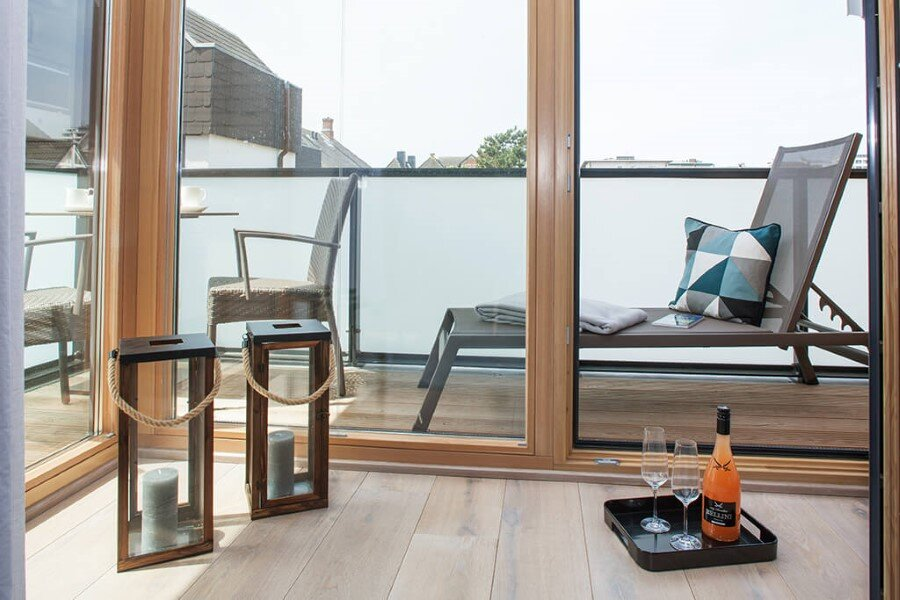 Sylt Lofts - 7 Suites in Scandinavian Style in the Historic Haus Boy (10)