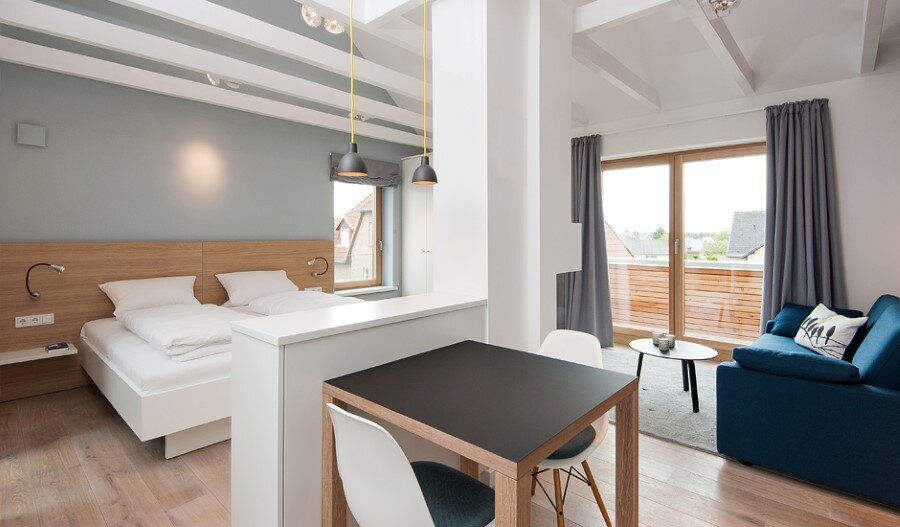 Sylt Lofts - 7 Suites in Scandinavian Style in the Historic Haus Boy (20)