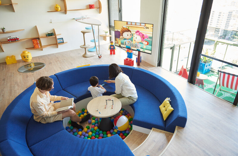 The Lego Play Pond House by HAO Design (22)