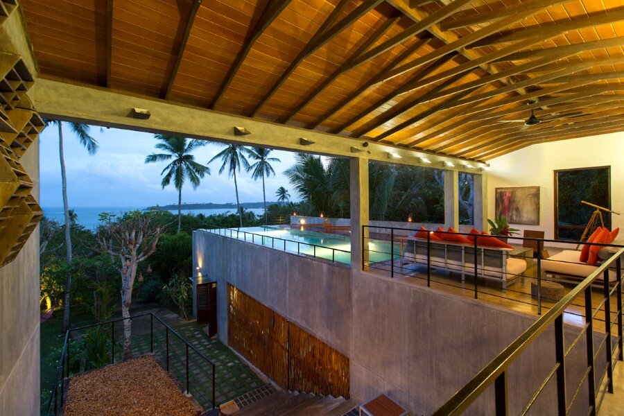 This Sri Lankan Beach Villa is Serene, Relaxed and Intimate (20)
