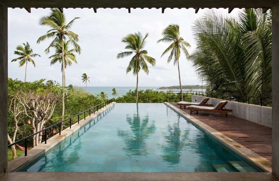 This Sri Lankan Beach Villa is Serene, Relaxed and Intimate (21)
