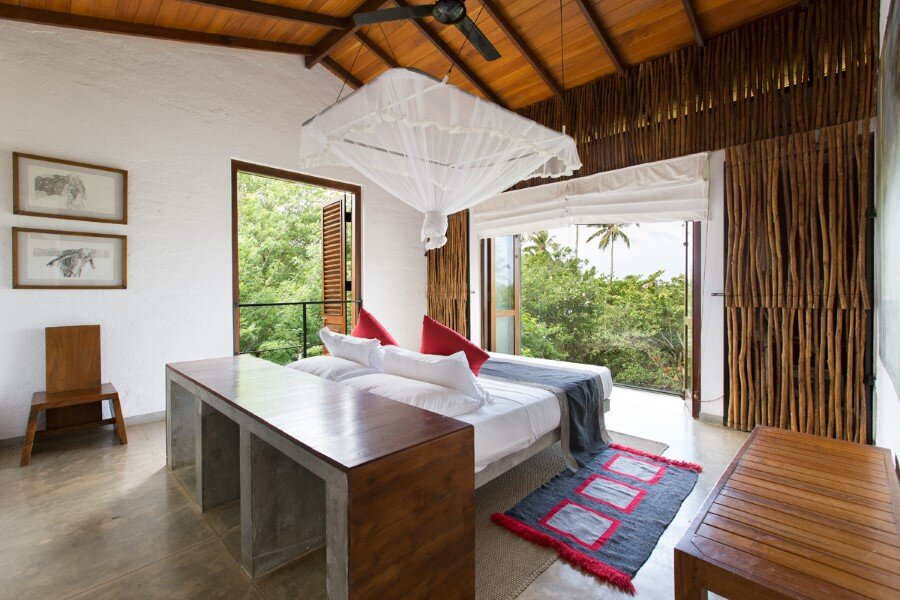 This Sri Lankan Beach Villa is Serene, Relaxed and Intimate (6)