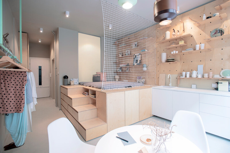 Tiny Home Away From Home - Modern Chic Apartment for Travellers (1)