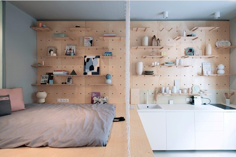 Tiny Home Away From Home - Modern Chic Apartment for Travellers (10)