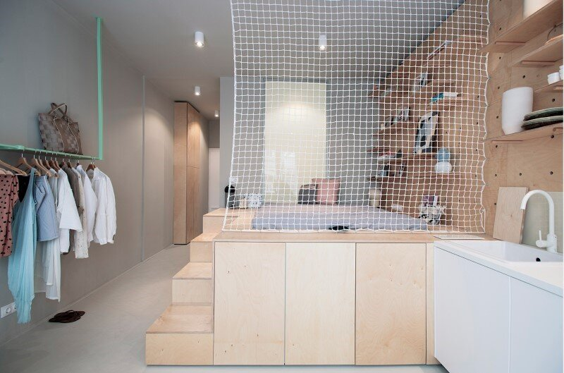 Tiny Home Away From Home - Modern Chic Apartment for Travellers (5)
