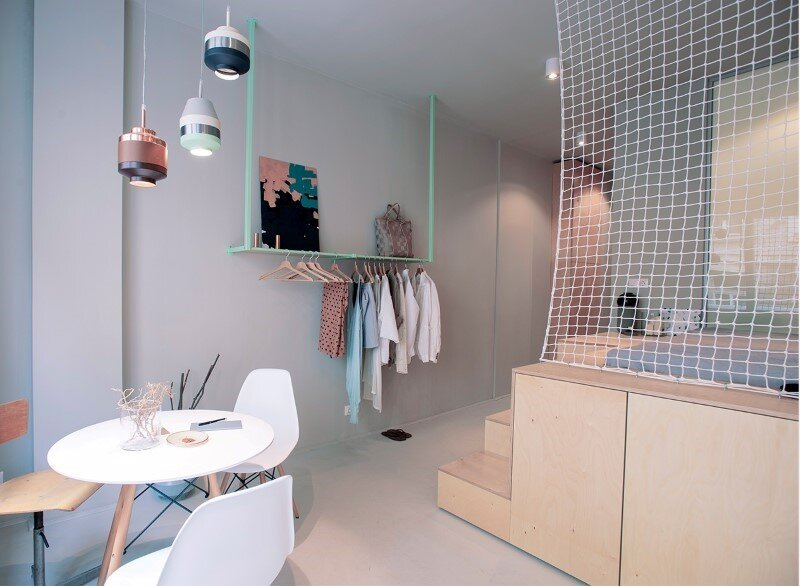 Tiny Home Away From Home - Modern Chic Apartment for Travellers (6)