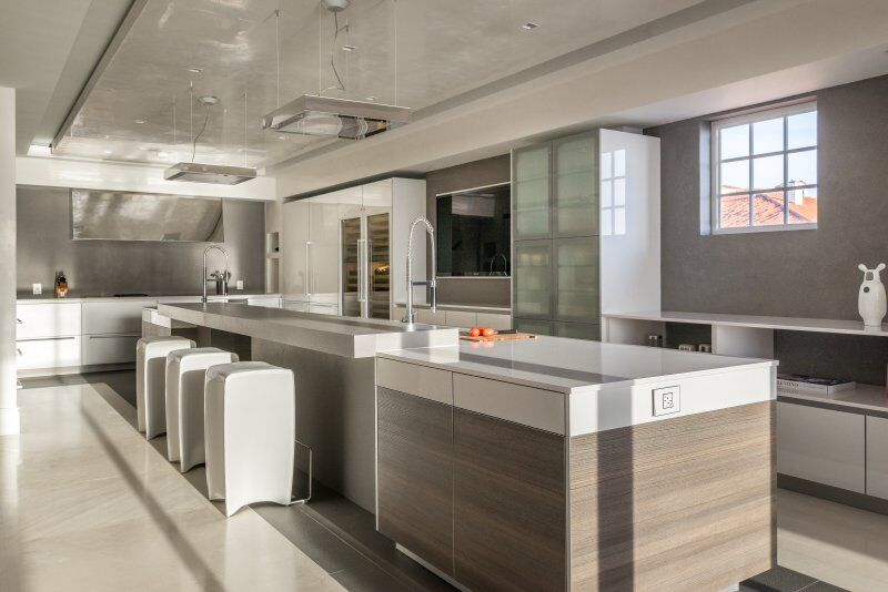 Award-Winning South Florida Kitchen by Hausscape