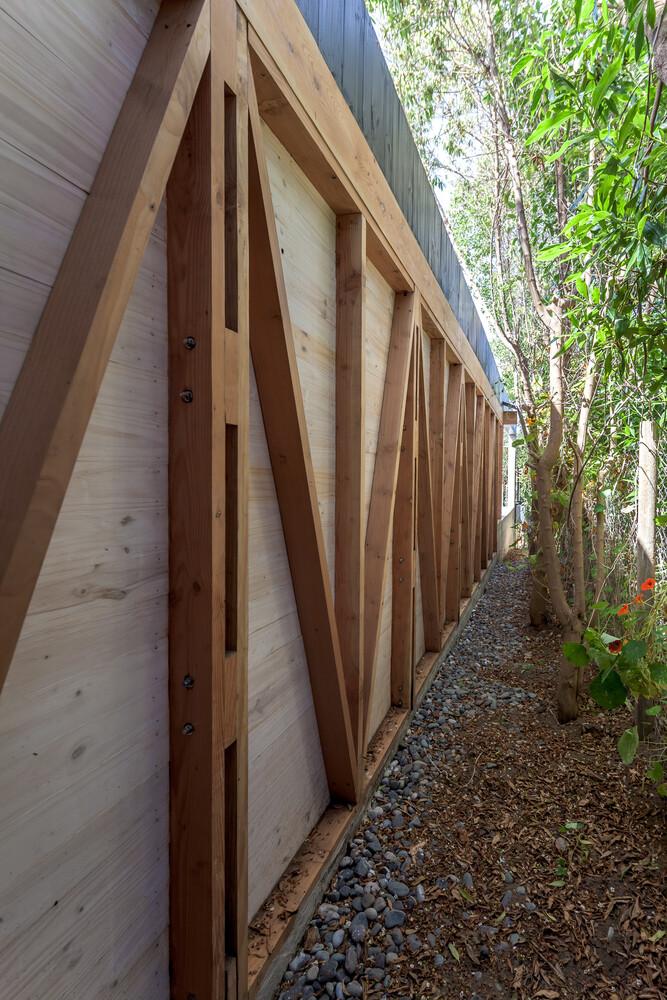 Backyard pavilion for a Beach House Chile (2)