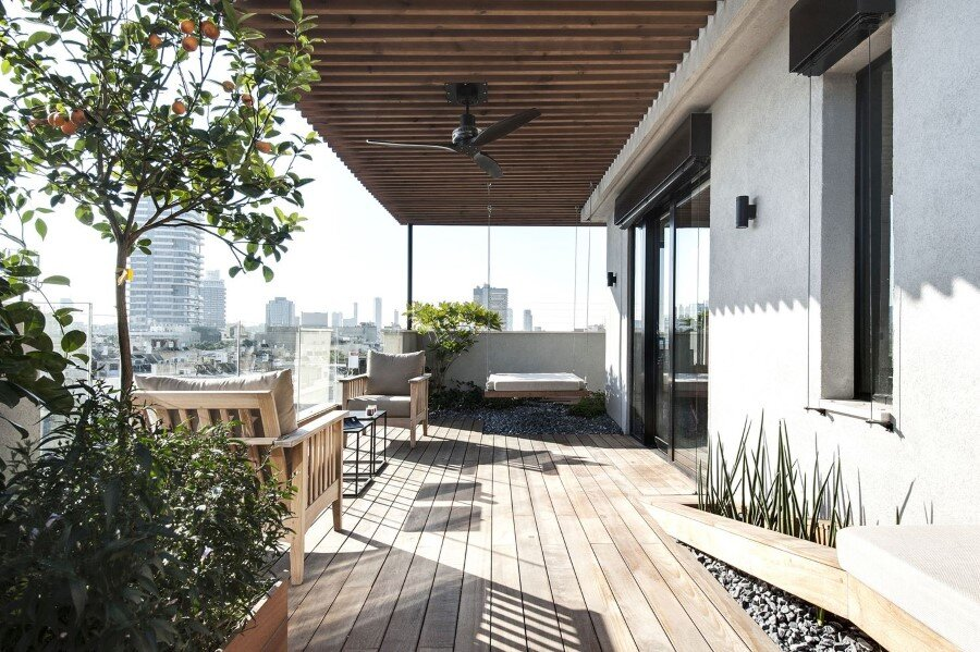 Duplex Penthouse Apartment with a Big Roof Terrace (2)