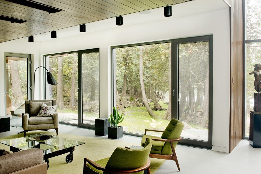 Gate Lake Chalet by Boom Town  Canada (15)