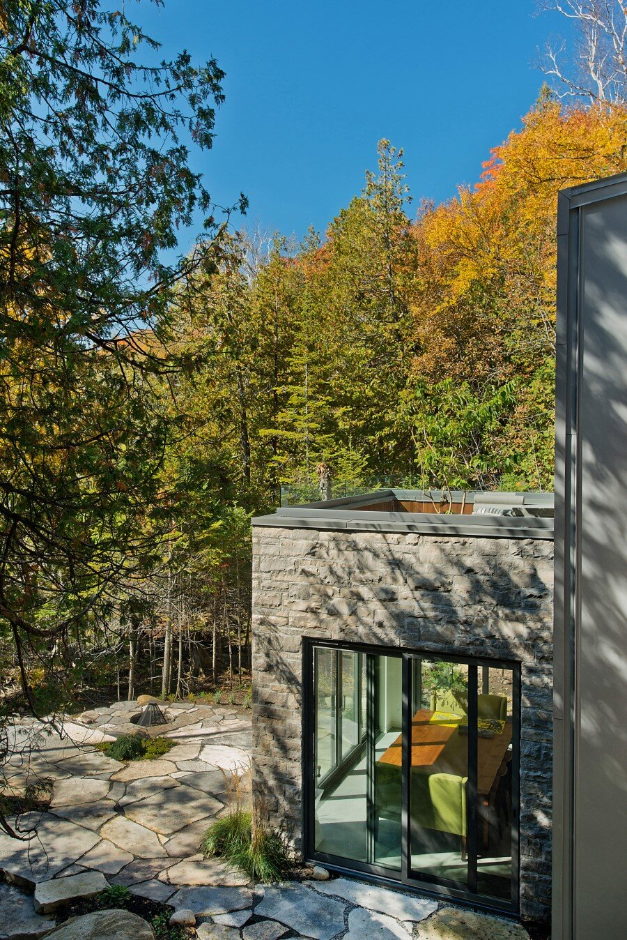 Gate Lake Chalet by Boom Town  Canada (5)