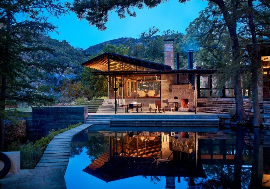 Mill Springs Ranch provides a water's edge retreat (1)