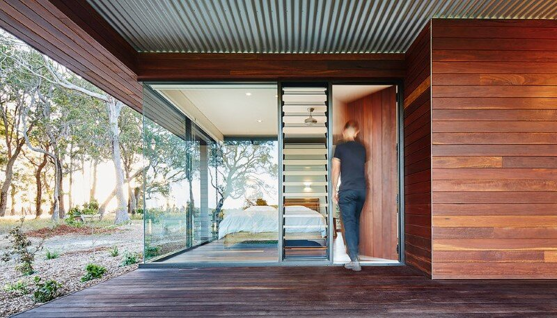 Modern Australian Farm House with Passive Solar Design (11)