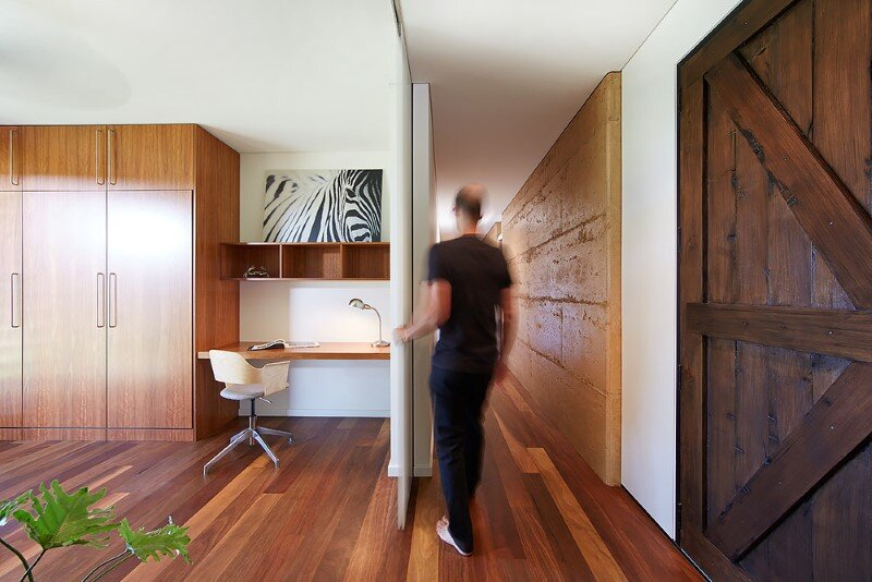 Modern Australian Farm House with Passive Solar Design (9)