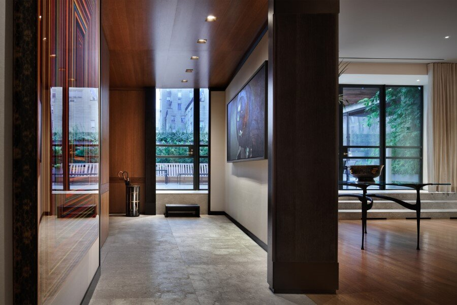New York Penthouse Loft displays a beautiful collection of art (2)