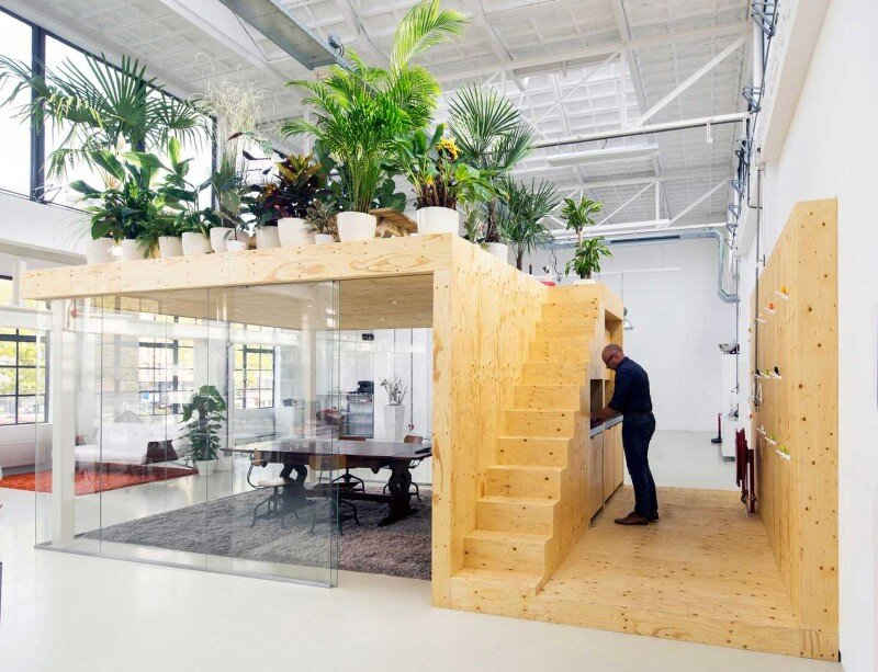 Loft Office for Architecture in Rotterdam (4)