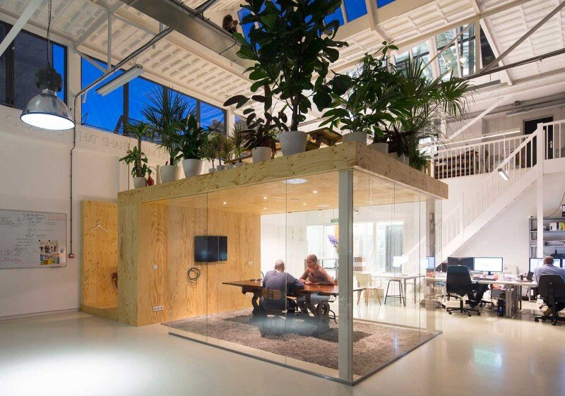 Loft Office for Architecture in Rotterdam (5)