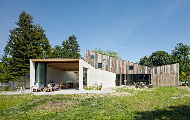 Meier Road Barn by Mork Ulnes Architects (10)