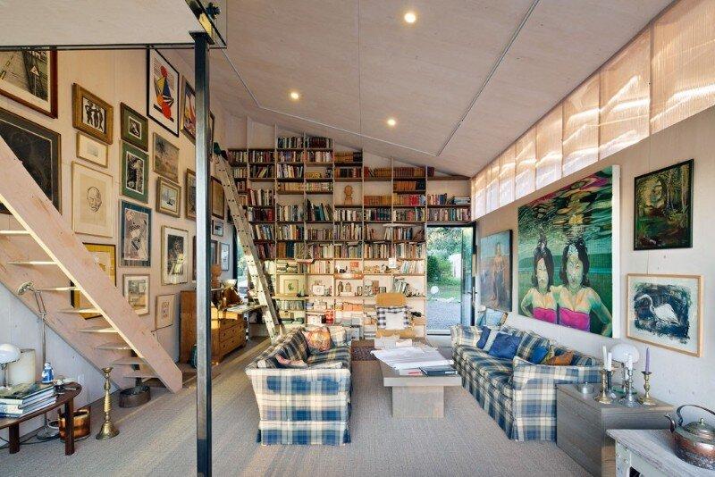 Meier Road Barn by Mork Ulnes Architects (17)