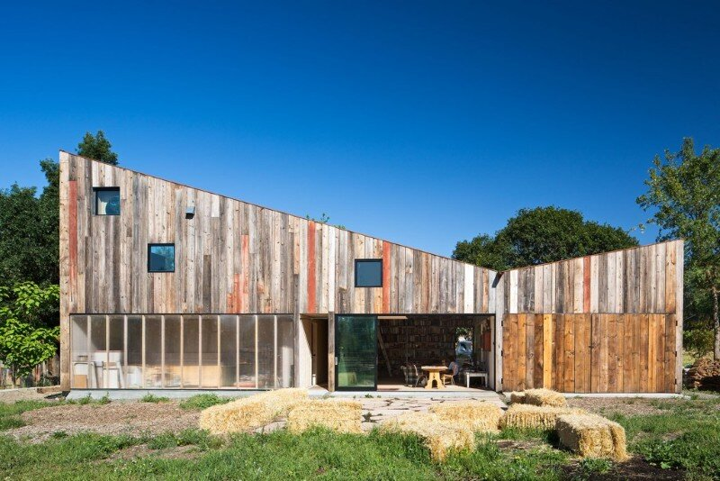 Meier Road Barn by Mork Ulnes Architects (2)