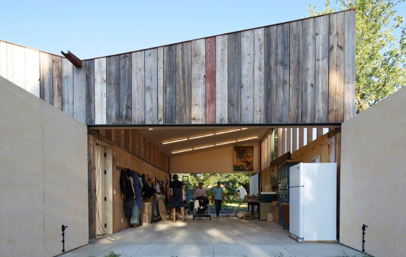 Meier Road Barn by Mork Ulnes Architects (7)