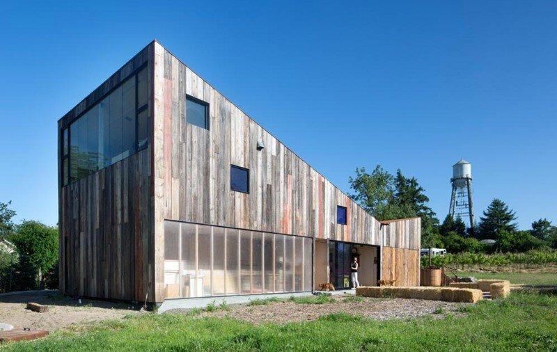 Meier Road Barn by Mork Ulnes Architects (8)