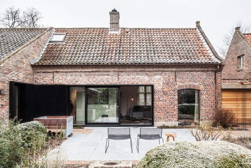 Old Farmhouse Renovation The Perfect Balance Between Old