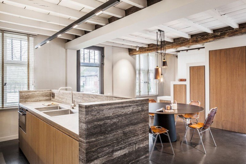 Old Farmhouse Renovation - The Perfect Balance Between Old and New (11)