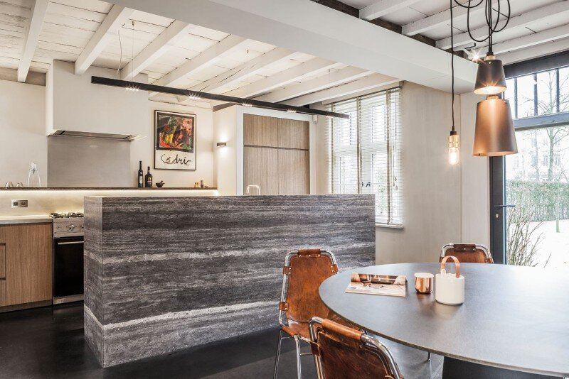 Old Farmhouse Renovation - The Perfect Balance Between Old and New (8)