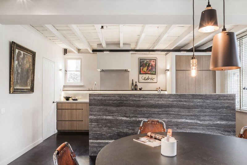 Old Farmhouse Renovation - The Perfect Balance Between Old and New (9)