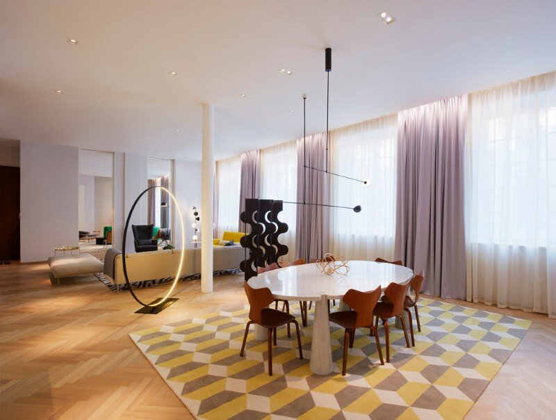 The Mellier - Albemarle Street Apartments, Mayfair, London (11)