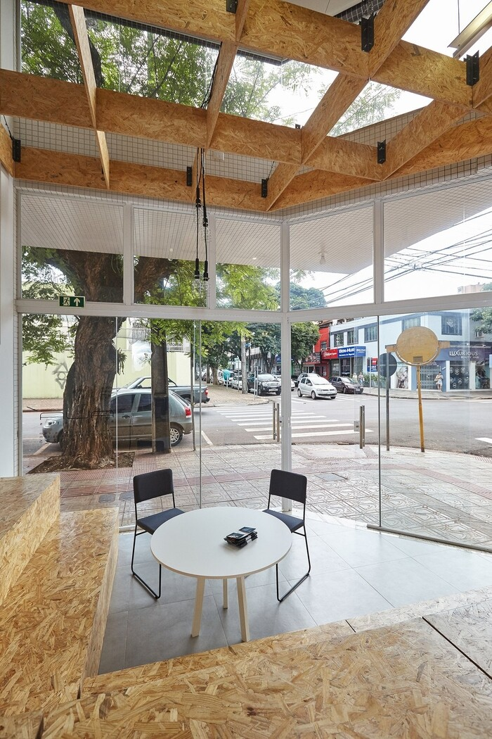 AUÁ Arquitetos Office at Maringá, Brazil (8)