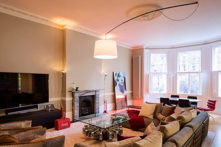 Apartment South Kensington by Designer's Atelier (17)