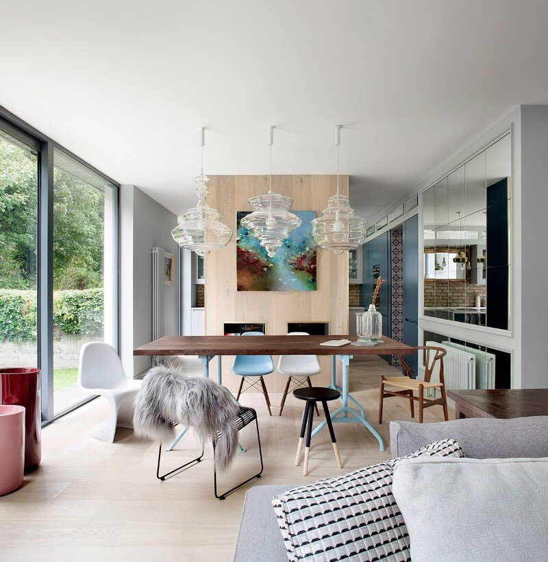 Ballsbridge Residence by Kingston Lafferty Design