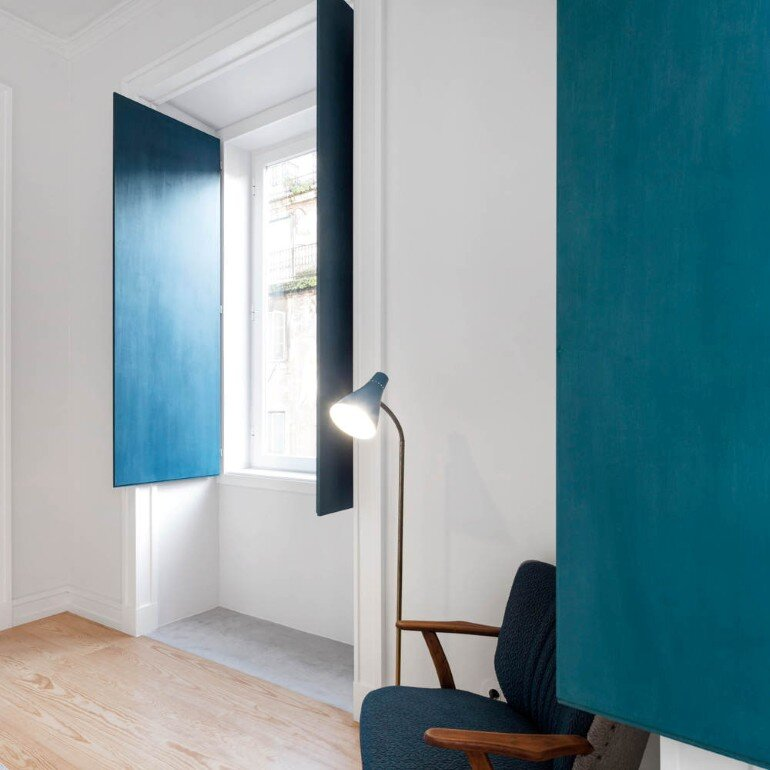Chiado Apartment in Lisbon, Fala Studio (14)