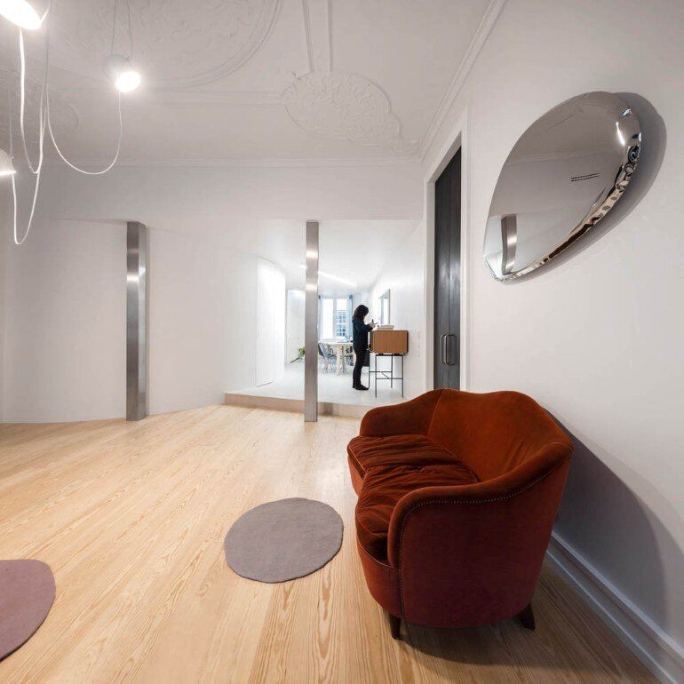 Chiado Apartment in Lisbon, Fala Studio (22)