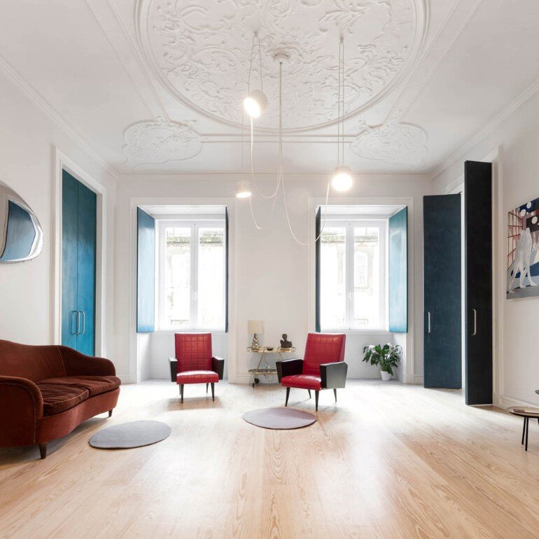 Chiado Apartment in Lisbon, Fala Studio (23)