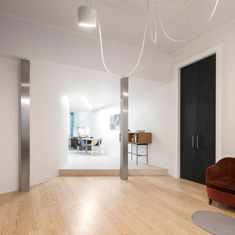 Chiado Apartment in Lisbon, Fala Studio (4)