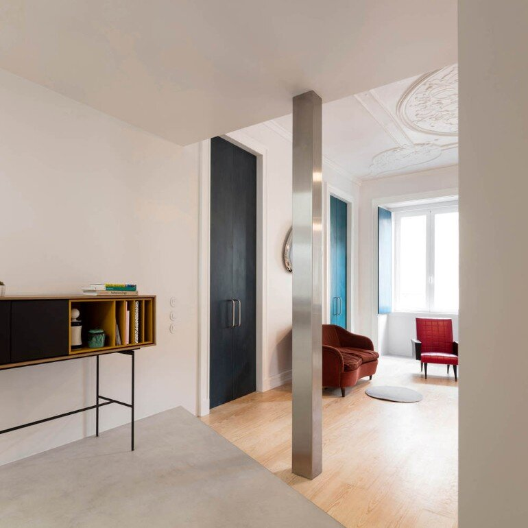 Chiado Apartment in Lisbon, Fala Studio (6)