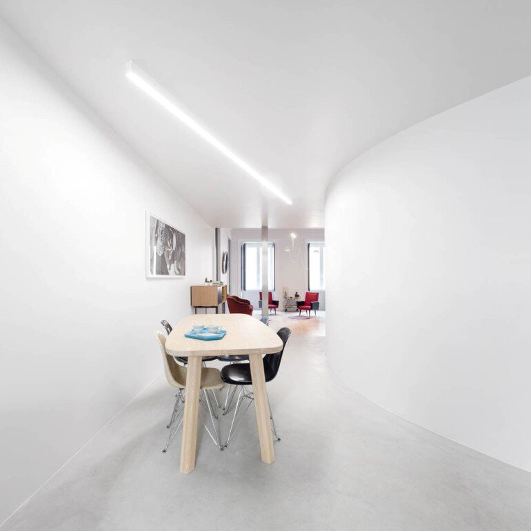 Chiado Apartment in Lisbon, Fala Studio (7)