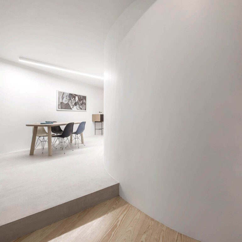 Chiado Apartment in Lisbon, Fala Studio (9)