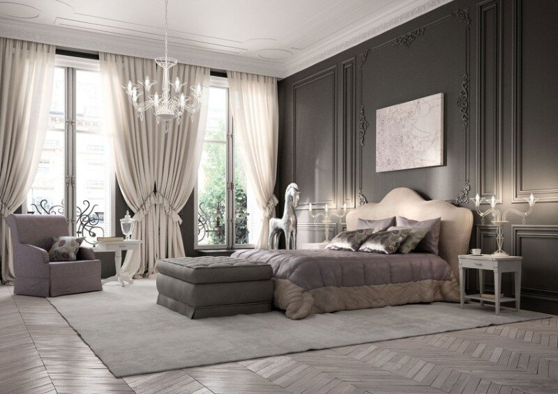 English Mood Collection - Apartment in Paris by Minacciolo (13)
