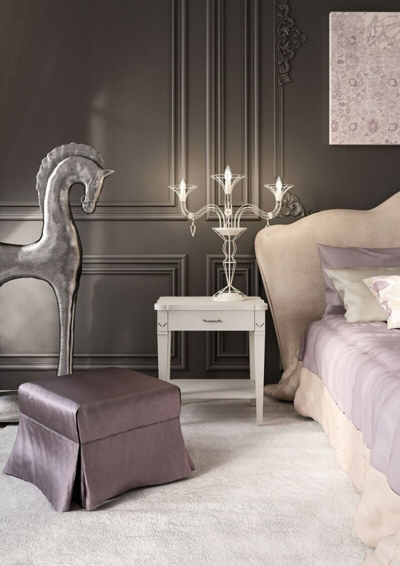 English Mood Collection - Apartment in Paris by Minacciolo (15)